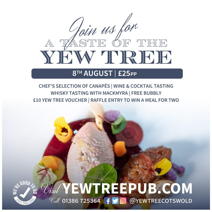 A Taste of the Yew Tree